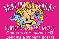 Dancing Elephant HQ Hostel