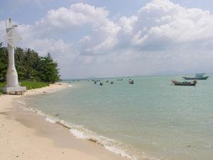 Thongsala Beach